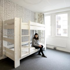 Slottsskogen Hostel Стандартный семейный номер фото 2