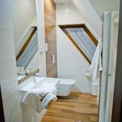 Отель Apartamenty Rubin Стандартный номер с различными типами кроватей фото 25