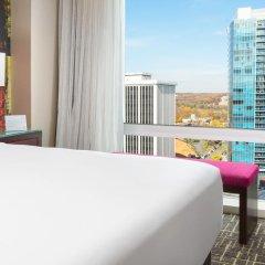 Отель Hyatt Arlington Стандартный номер с различными типами кроватей фото 3