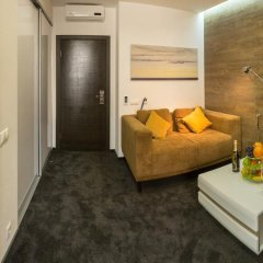 Гостиница Альва Донна Студия с различными типами кроватей