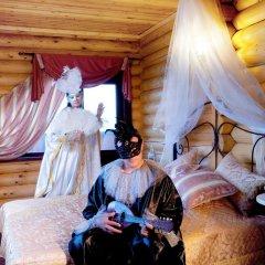 Гостиница Fonda Улучшенная вилла с различными типами кроватей фото 2