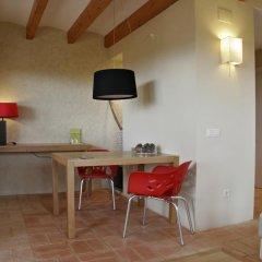 Aldea Roqueta Hotel Rural Люкс с разными типами кроватей фото 12