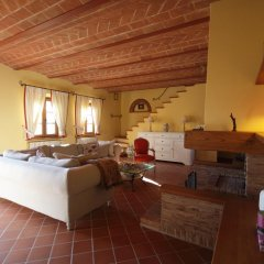 Отель Villa Poggio al Vento Италия, Гуардисталло - отзывы, цены и фото номеров - забронировать отель Villa Poggio al Vento онлайн комната для гостей фото 5