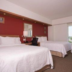 Отель Hampton Inn by Hilton/ GuadalajaraExpo 2* Стандартный номер с различными типами кроватей фото 3