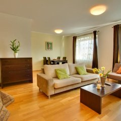 Апартаменты Daily Apartments Viru Penthouse Таллин комната для гостей фото 2