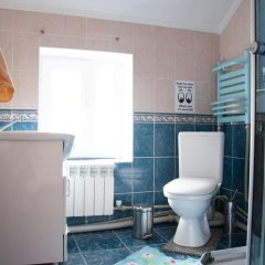 Гостиница Almaty Backpackers ванная фото 2