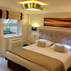 Отель Beaufort House - Knightsbridge Великобритания, Лондон - отзывы, цены и фото номеров - забронировать отель Beaufort House - Knightsbridge онлайн комната для гостей фото 4