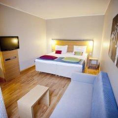 Original Sokos Hotel Helsinki 3* Улучшенный номер с разными типами кроватей фото 6