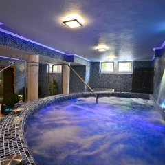 Отель Rajna VillaBridge & SPA Mini Hotel Венгрия, Силвашварад - отзывы, цены и фото номеров - забронировать отель Rajna VillaBridge & SPA Mini Hotel онлайн сауна