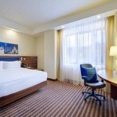 Гостиница Hampton by Hilton Волгоград Профсоюзная 4* Стандартный номер с различными типами кроватей фото 20