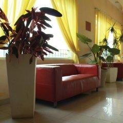 Отель Residence Beach Paradise Римини интерьер отеля