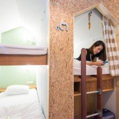 Barn And Bed Hostel Кровать в общем номере фото 11