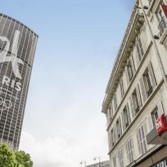 Отель Ibis Tour Montparnasse 15eme Париж фото 6