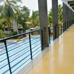 Olanro Hotel балкон