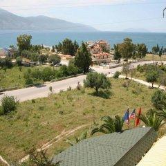 Hotel Sirena пляж