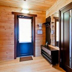 Гостиница Золотая бухта Улучшенное бунгало с различными типами кроватей фото 4