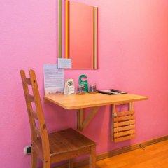 Гостиница Итальянские комнаты Пио на канале Грибоедова 35 Стандартный номер с двуспальной кроватью (общая ванная комната) фото 5