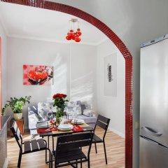 Гостиница Vip-kvartira Kirova 3 Улучшенные апартаменты с 2 отдельными кроватями фото 10