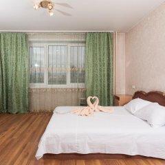 Гостиница Эдем Взлетка Апартаменты разные типы кроватей фото 36