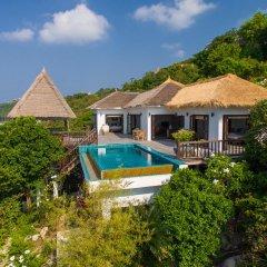 Отель Cape Shark Pool Villas 4* Вилла с различными типами кроватей фото 16