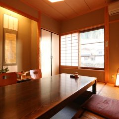 Отель Marucho Ryokan Минамиогуни спа