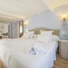 Отель Protur Residencia Son Floriana 3* Стандартный номер с различными типами кроватей фото 11