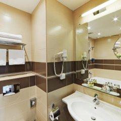 Гостиница Новый Петергоф 4* Улучшенный номер с различными типами кроватей фото 5