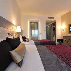 Отель Kirman Belazur Resort And Spa 5* Стандартный номер фото 2