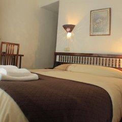 Отель Hostal Esmeralda Стандартный номер с различными типами кроватей фото 5