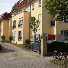 Отель FeWo II - VI Altstadt - Am grossen Garten Германия, Дрезден - отзывы, цены и фото номеров - забронировать отель FeWo II - VI Altstadt - Am grossen Garten онлайн