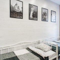 Отель Black & White na Sennoy Санкт-Петербург комната для гостей фото 2