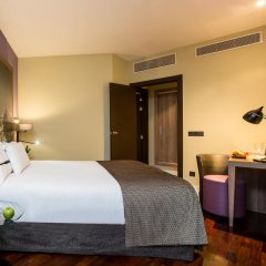 Leonardo Hotel Madrid City Center 3* Номер Комфорт с различными типами кроватей фото 5