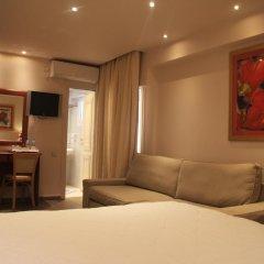 Отель Piraeus Dream 2* Стандартный номер с различными типами кроватей фото 3
