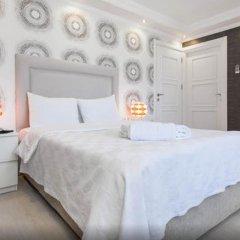 Отель Defne Suites Номер Делюкс с двуспальной кроватью фото 22
