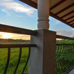 Отель Jacinda Villa балкон