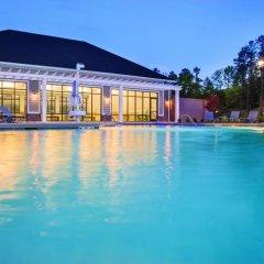 Отель Holiday Inn Club Vacations Williamsburg Resort бассейн