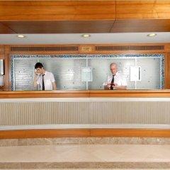 Baron Hotel интерьер отеля
