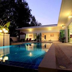 Отель Phuket Lagoon Pool Villa 4* Вилла разные типы кроватей фото 24