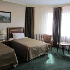 Президент-Отель 4* Номер Делюкс с двуспальной кроватью фото 4