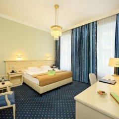 Hotel de France Wien 4* Номер Делюкс с различными типами кроватей фото 4