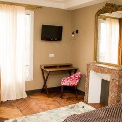 Отель Le Baldaquin Excelsior 3* Улучшенный номер с различными типами кроватей фото 6