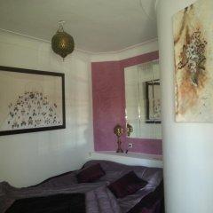 Отель Riad Al Warda 2* Стандартный номер с различными типами кроватей фото 8