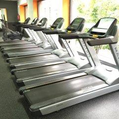 Отель Hostal Abadia фитнесс-зал