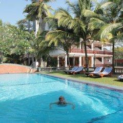 Отель Wunderbar Beach Club Hotel Шри-Ланка, Бентота - отзывы, цены и фото номеров - забронировать отель Wunderbar Beach Club Hotel онлайн бассейн фото 2