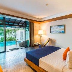 Отель Baywater Resort Samui 4* Номер Делюкс с различными типами кроватей фото 23