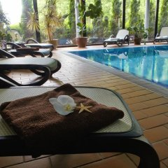 Отель Margis Литва, Тракай - отзывы, цены и фото номеров - забронировать отель Margis онлайн бассейн