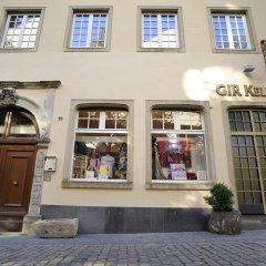Отель Gir Keller Gästehaus 2* Стандартный номер с различными типами кроватей фото 5