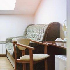 Мини-отель Сильва Стандартный номер двуспальная кровать фото 12
