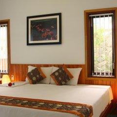Отель Moc Vien Homestay Стандартный номер с различными типами кроватей фото 6