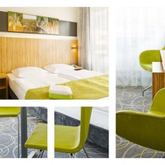 Отель City-herberge Dresden 3* Стандартный номер с двуспальной кроватью (общая ванная комната) фото 3